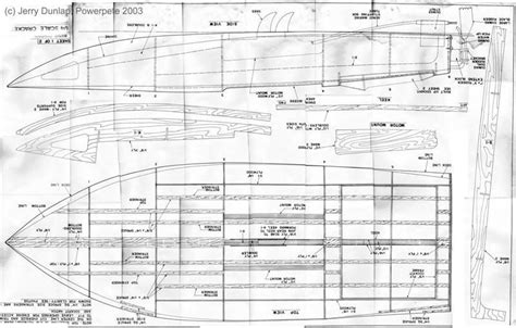 rc model boat plans  model boat plans boat plans