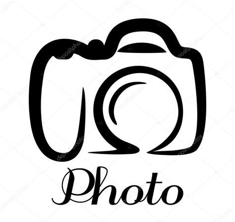 Foto Vector emblema de la c 225 mara de foto vector de stock