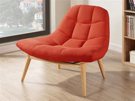 design poltrone poltrona design in tessuto grigio arancione giallo kribi