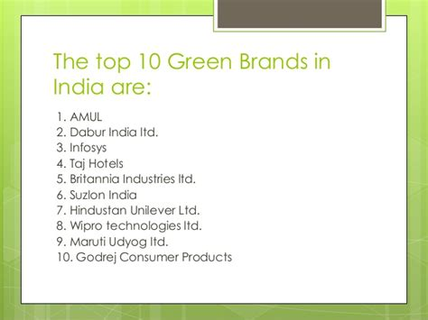 Environmental Mba In India by Marketing Green Marketing