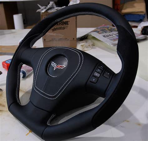 some mods caravaggio d steering wheel apsis carbon fiber