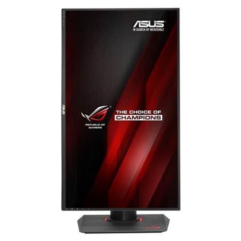 Asus Rog Monitor Led 24 Quot asus rog pg27aq 27 quot 4k uhd ips g sync 60hz gaming