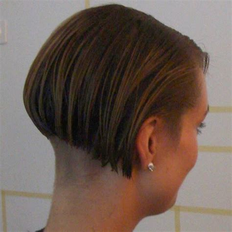 clipper cut backs stacked bobs photos pin by daniel gagne on short hair buzz pinterest bobs