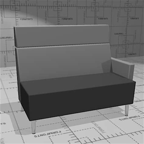 global furniture river sofa global furniture river element sofa high back 3d