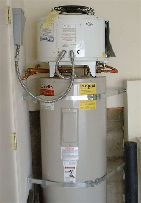 Heat Water Heater energy efficient environmentally sound e tech residential