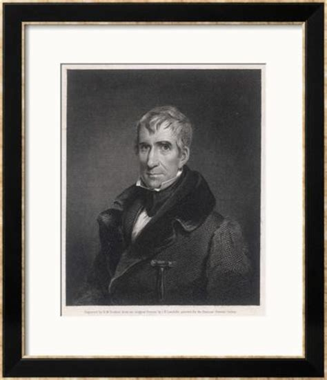 Presidents That Died In Office by William Henry Harrison Posters At Allposters
