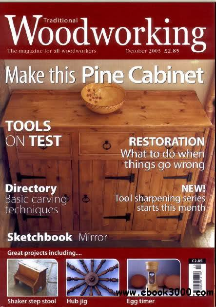 traditional woodworking magazine woodwork magazine 77 home magazine ebook