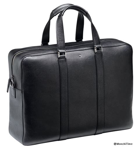 Tas Montblanc Slim Bag 1304 montblanc celebrates 90 years of its iconic meisterst 252 ck
