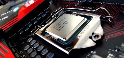 best intel gaming processor top 10 best cpus processors for gaming in 2016
