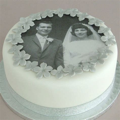 Personalised Wedding Anniversary Cake Decorating Kit in