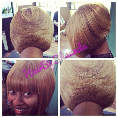 27 layer short black hairstyles shocking short hair cut for black women quick weave bob