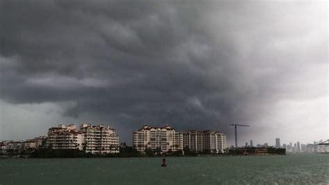 imagenes sobre miami irma llega a los cayos de florida como hurac 225 n categor 237 a 4