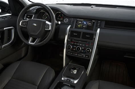 land rover discovery 2016 interior 2017 land rover discovery sport interior us news autos post