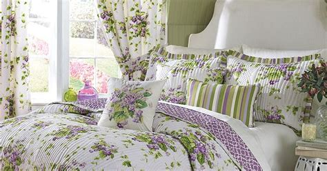Waverly Sweet Violets Quilt Set by Sweet Violet Quilt Set Daily Deals For Babies And