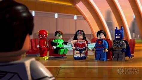 lego movie justice league vs legion of doom lego justice league attack of the legion of doom