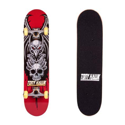 Skatebord Tonyhawk Bekas skateboard tony hawk popsi insportline