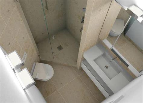Kleines Bad Mit Dusche Und Wc by Minibad Mit Dusche Wc Und Waschplatz Badezimmer B 228 Der