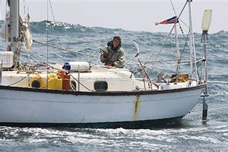 great voyages in small boats | blue water sailing