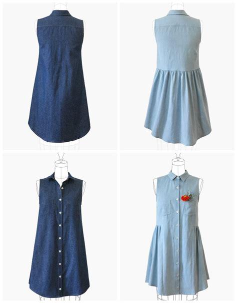 dress pattern and design shirt dress pattern oasis amor fashion