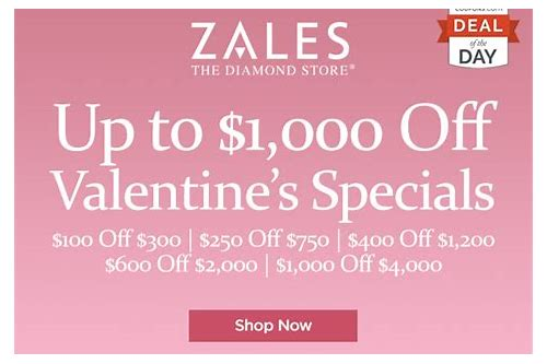 zales coupon february 2018