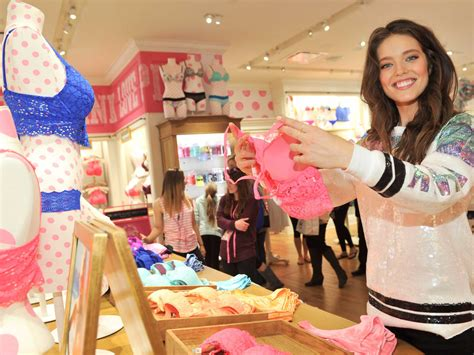 what happens to victoria s secret underwear after you