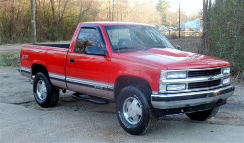 complete light trucks jackson ms 1993 chevy 4x4 z71 75k mile c k 1500 c 10 silverado swb