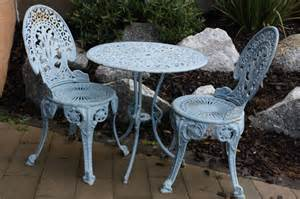 Cast Iron Patio Chairs Cast Iron Outdoor Table And Chairs Ebay