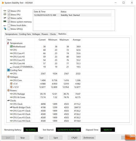 i7 7700k cpu fan intel core i7 7700k processor review page 10 of 11
