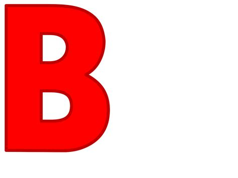 the b letter b clipart cliparts co