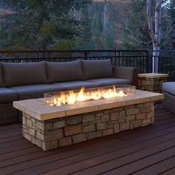 Sedona propane fire pit table wayfair supply