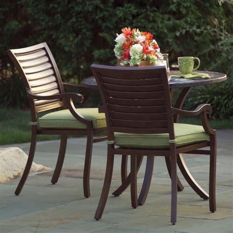 palm outdoor dining patio furniture by summer classics