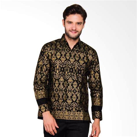Baju Batik Pria Model Kemeja Slimfit Harga Terjangkau Bagus jual adiwangsa model modern slim fit baju kemeja batik pria 025 harga kualitas