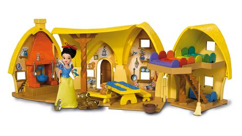 Snow White Cottage Playset by Mini Snow White And White Cottage Childs Review