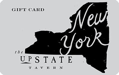 Turning Stone Gift Card - upstate tavern gift card