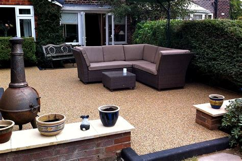 resin bound gravel driveway installation specialists how to build a gravel patio resin bound gravel driveway