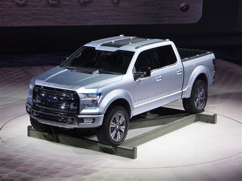 concept ford truck 2015 ford f150 concept ford atlas f 150 concept ebay