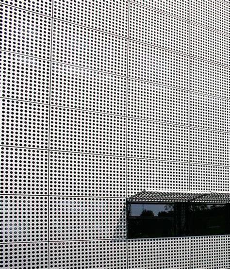 Interior Design Ideen 4269 by Diese Lochblech Fassade Kann Einzeln Wie Fenster