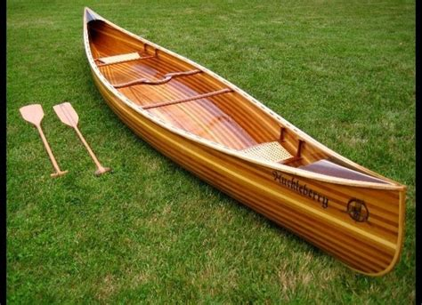 Handmade Canoes - 17 best images about wood boat on great auk