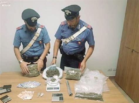 operazione antidroga a giardini naxos tre arresti