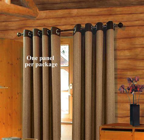 cheap grommet curtain panels harrison grommet top panels