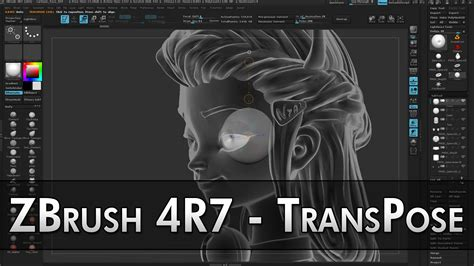 zbrush noise tutorial zbrush polysculpt part 2