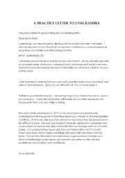 business letter vocabulary worksheet teaching worksheets business letter