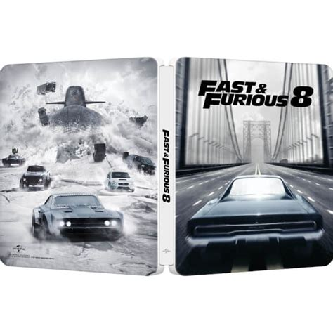 fast and furious 8 blu ray fast furious 8 zavvi exclusive limited edition