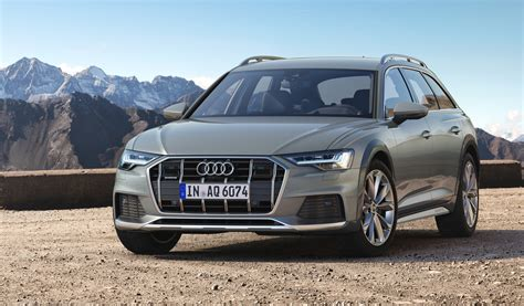 2020 audi a6 wagon 2020 audi a6 allroad reaches canada is the us next