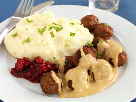 Ikea Meatballs ikea s swedish meatballs recipe dishmaps