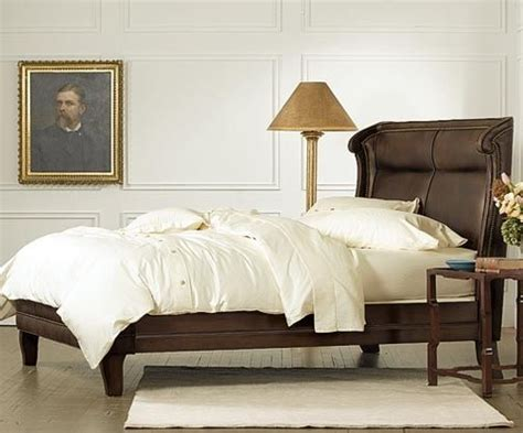 charles p rogers headboards leather wing bed by charles p rogers decor pinterest