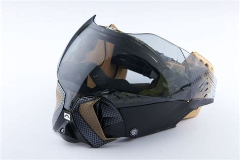 industrial design helm paintball mask paintball and masks on pinterest