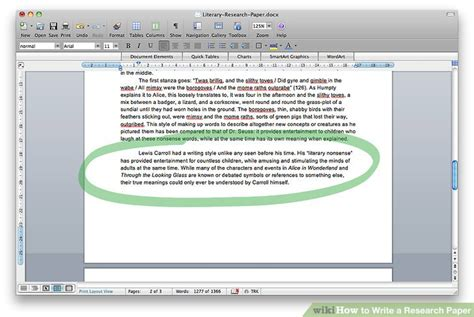 Inserting Citations In An Essay by How To Write A Research Paper With Sle Research Papers