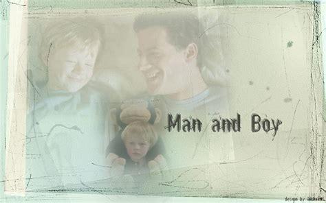 Tony Parsons And Boy And and boy ioan gruffudd wallpaper 3771973 fanpop