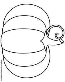 pumpkin coloring page don t eat the paste pumpkin to color